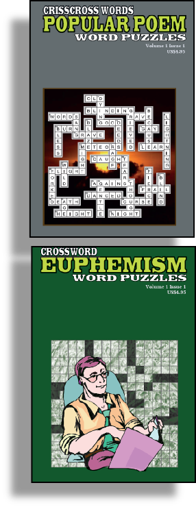 Euphemism Crossword